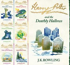 About two or three years ago, Bloomsbury re-released the entire Harry Potter series with beautiful minimalist covers. What made the new illustrations a ...