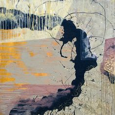 "Saatchi Online Artist: Mykhaylo Barabash; Acrylic, Painting ""From the series ""Roads"" 9"""
