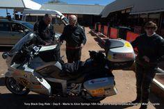 Day 6 Marla to Alice Springs #blackdogride