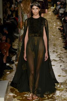 Valentino, Look #7, Spring 2016 Couture