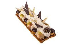 Saint Honoré Poire Chocolat - Hugo & Victor, Paris