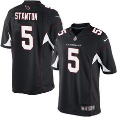 Nike Limited Drew Stanton Black Men s Jersey - Arizona Cardinals  5 NFL  Alternate Nike Nfl f709106e3