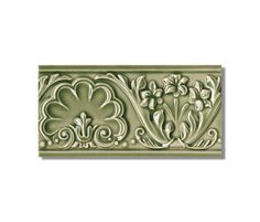 ART NOUVEAU BORDER - Designer Borders from Golem GmbH ✓ all information ✓ high-resolution images ✓ CADs ✓ catalogues ✓ contact information. Azulejos Art Nouveau, Art Nouveau Tiles, Victorian Tiles, Victorian Steampunk, Arts And Crafts Movement, Wall Tiles, Vintage Fashion, Vintage Style, Stencils