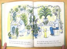 The Plant Sitter (1959), written by Gene Zion and illustrated by Margaret Bloy Graham.