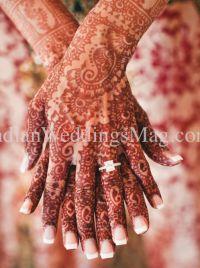 Manicures + Henna   Indian Weddings Magazine