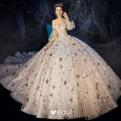 Xv Dresses, Quince Dresses, Ball Dresses, Bridal Dresses, Ball Gowns, Prom Dresses, Pretty Dresses, Beautiful Dresses, Rainbow Wedding Dress