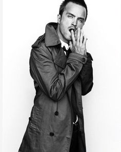 Aaron Paul, aka Jesse Pinkman. One of the best characters on television!