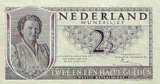 Hier kan je kijken hoe het nederlandse papier en munt geld er toen uitzag.