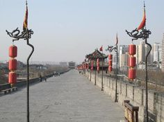 Xi'an City Wall - Such a great day!
