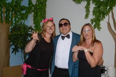 Halloween 2013: Stefanie and Stacey were kitty cats to Andrew's Psy (http://www.youtube.com/watch?v=9bZkp7q19f0)