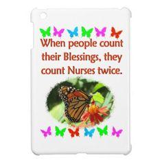 #nurse - #THANK YOU NURSES! iPad MINI COVERS