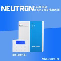 #NeutronSmartHome #NeutronHırsızAlarmSistemleri