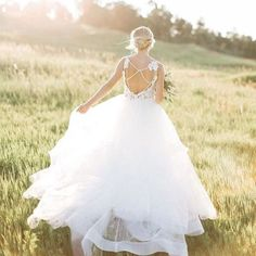 77 Likes, 1 Comments - A Hayley Paige Bridal, Blush By Hayley Paige, Wedding Bells, Wedding Day, Casual Elegance, Boho Bride, Bridal Boutique, Tulle Dress, Bridal Collection