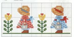 BEBE CROCHÊ << would also make a nice small cross stiched border >>