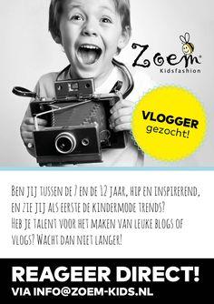 Mail naar info@zoem-kids.nl
