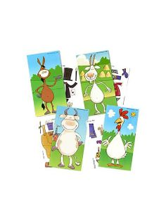 #Birthday in a Box        #Party Favors             #Farm #Animals #Dress-up #Sticker #(each)           Farm Animals Dress-up Sticker (each)                                          http://www.snaproduct.com/product.aspx?PID=5829173