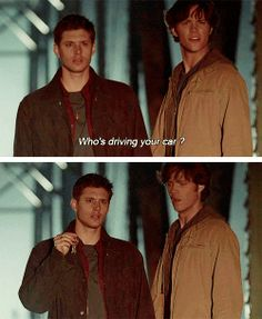 """(gif set) """"Who's driving your car?"""" 