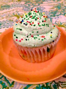 Low calorie cupcake (4pp+)