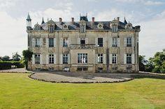 {décor inspiration | places : la socelière, the loire valley}
