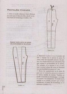 modelist kitapları: Miguel Angel Cejas - confección y diseño de ropa Miguel Angel, Mccalls Patterns, Sewing Patterns, Modelista, Pattern Making, Diy Clothes, Embroidery Designs, Singer, Manual