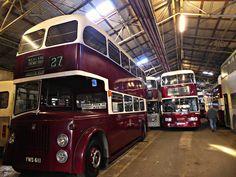 Transport Museum, Routemaster, Portobello, Buses, Edinburgh, Motors, Transportation, Vintage, Custom Big Rigs