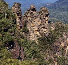 The Three Sisters Katoomba New South Wales Australia Sydney New South Wales, Sydney News, Three Sisters, Australia