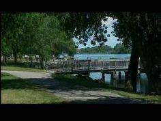New Riverwalk - Oshkosh, WI