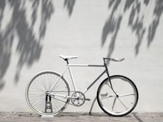 The Dew Messenger Bike by Vanguard