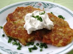 Irish Potato Pancakes – Recipe and Techinque