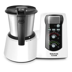 Taurus Mycook Robot of Kitchen Induction Stripe Spade Trituraa Mass and Baking Easy A, Kitchenaid, Robot Thermomix, Latest Gadgets, Rice Cooker, Drip Coffee Maker, Coco, Kitchen Appliances, Mugs