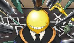 Assassionation Classroom anime manga kawaii cute süß boy koro-sensei