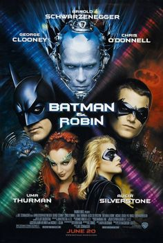 Batman & Robin (1997) - IMDb