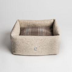 Panier en laine pour chat Little Nap Cloud 7 – Hariet & Rosie