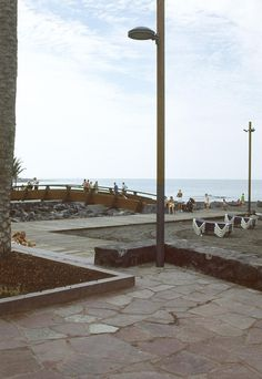 Correa + Estevez Arquitectura - Paseo Maritimo de Las Americas - Tenerife - Paisajismo Tenerife, Santa Cruz, Seaside, Architectural Firm, Landscaping, Walks, Architects, Teneriffe