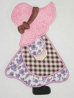 Image result for sunbonnet sue going to school