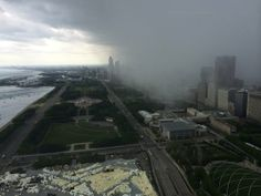 Rain cloud moving toward the lakeshore on June 2nd,  Posted By brandon_meister