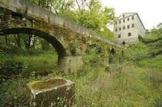 Patrimonio Industrial Arquitectónico: El Museo do Papel, en la fábrica de A Lavandeira, ...