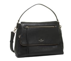Kate Spade Large Toddy Cobble Hill Black Cross Body Bag. Get the trendiest Cross Body Bag of the season! The Kate Spade Large Toddy Cobble Hill Black Cross Body Bag is a top 10 member favorite on Tradesy. Save on yours before they are sold out!