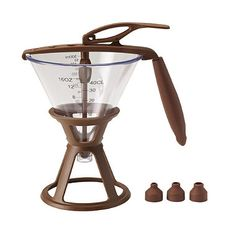 The Chocolate Maker's Funnel