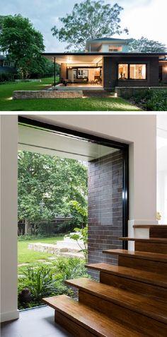 art deco modern / Killara House No. 3 by STUDIO [R] / via desire to inspire #modern ☮k☮ #architecture
