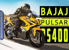 The Bajaj Pulsar RS400 is one of the most awaited bikes in India since it was showcased in 2014 AutoExpo. The Pulsar RS200 and Pulsar RS400 were showcased Bajaj Auto, Yamaha R3, Ktm Rc, Touring, Product Launch, Dating, Bike, India, Bicycle