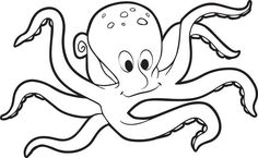 Octopuses Moving Quickly