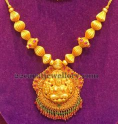 Fascinating Temple Jewelry   Jewellery Designs