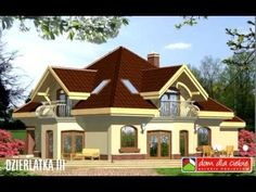 Beautiful House Plans, Beautiful Homes, Dream Home Design, House Design, Modern Bungalow House, Good House, Home Fashion, Modern Architecture, Interior Decorating