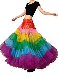 Edith qi Women's Layered Rainbow Tutu Skirt Petticoat Dan... https://smile.amazon.com/dp/B01ET6HQJ8/ref=cm_sw_r_pi_dp_uERIxb83S36AB