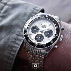 "15k Likes, 48 Comments - TAG Heuer (@tagheuer) on Instagram: ""Modern yet faithful to its roots, the Heuer Autavia Jack Heuer Limited Edition channels the spirit…"""
