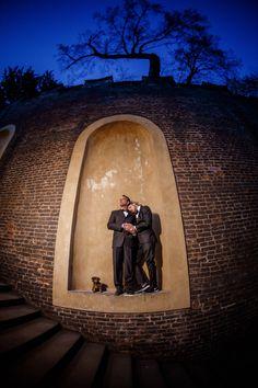 Graham & Wayne post wedding portrait session in Prague by American Photographer Kurt Vinion. Post Wedding, Prague, Wedding Portraits, American, Couples, Graham, Couple