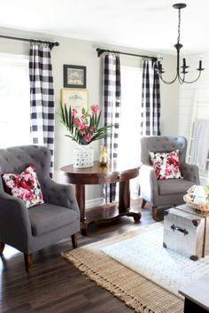 Awesome Farmhouse Living Room Ideas