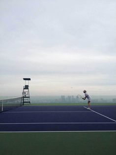 Misty mornings.                                                                                                 www.30Fifteen.co.uk 30Fifteen | Tennis | Fitness | Health