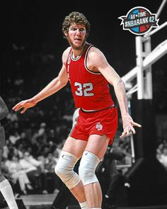 @Regrann from @nbaonespn -  No.42 all-time #NBArank is 2x NBA Champion Bill Walton. #Regrann